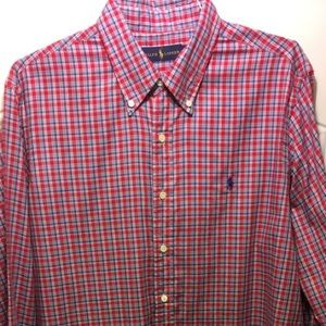 Polo Ralph Lauren men's long sleeve button down